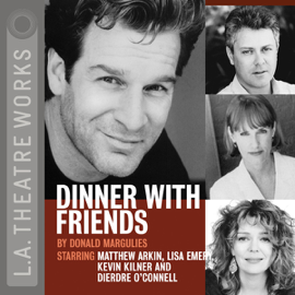 Dinner with Friends (Dramatized) audiobook