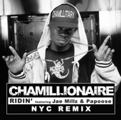 Chamillionaire ft. Krayzie Bone - Ridin'