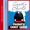 Agatha Christie - Poirot's Early Cases (Unabridged) artwork
