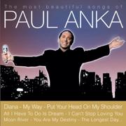 The Most Beautiful Songs of Paul Anka - Paul Anka - Paul Anka