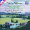 Academy of St. Martin in the Fields & Sir Neville Marriner - Vaughan Williams: Tallia Fantasia, Fantasia on Greensleeves & The Lark Ascending  artwork