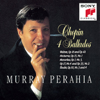 Murray Perahia - Chopin: 4 Ballades, Waltzes, Mazurkas artwork