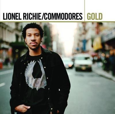 Gold: Lionel Richie / Commodores - Lionel Richie & The Commodores album