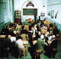 Oasis - The Masterplan artwork