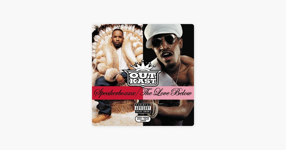 outkast official audio