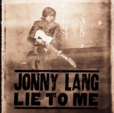 Lie to Me - Jonny Lang album