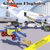 Globi - Globi am Flughafen Grafik