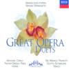 Great Opera Duets - Dame Joan Sutherland, Dame Kiri Te Kanawa, Lucia Popp & Luciano Pavarotti