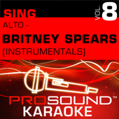 Oops!...I Did It Again (Karaoke Instrumental Track) [In the Style of Britney Spears]
