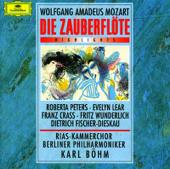 Mozart: Die Zauberflote K620 - Highlights