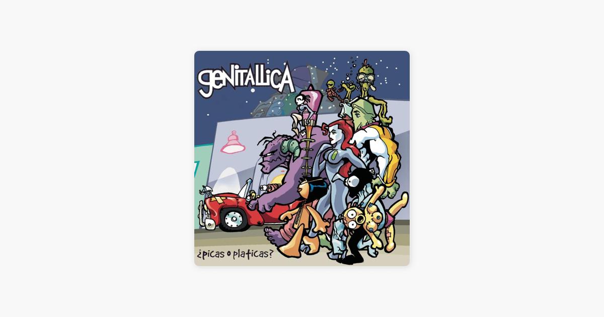 genitallica-picas o platicas2001