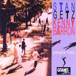 View album Stan Getz & Kenny Barron - People Time (Live Copenhagen 1991)