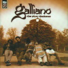 Galliano - Long Time Gone artwork