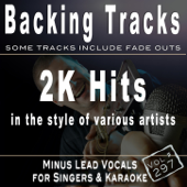 Backing Tracks - 2000's Hits Vol 297 (Backing Tracks)