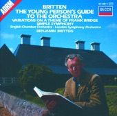 Benjamin Britten - The Young Person's Guide to the Orchestra op.34