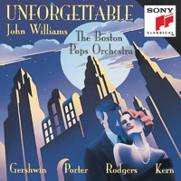 John Williams & Boston Pops Orchestra - Unforgettable artwork