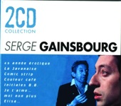 Serge Gainsbourg - Comic Strip