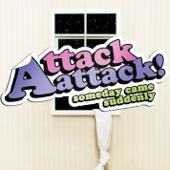 Attack Attack - Shred, White, and Blue