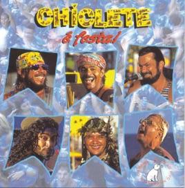cd de chiclete com banana 2000