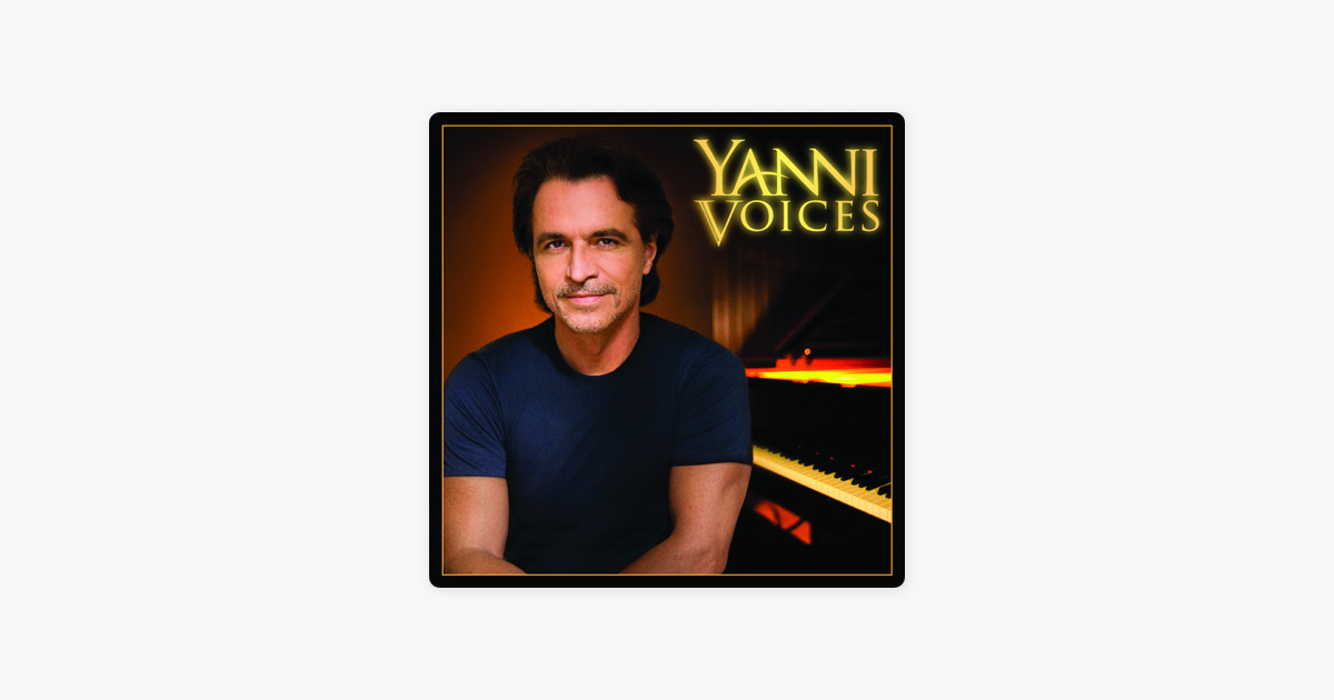 musicas cd yanni voices