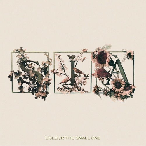 Album artwork of Sia – Colour the Small One