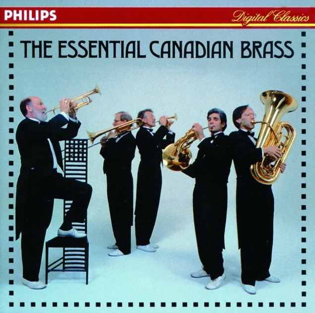 Amazing Brass by Canadian Brass on Apple Music