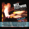 The Mick Fleetwood Blues Band - Blue Again (Featuring Rick Vito) [Live]  artwork