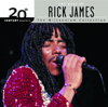 Rick James - Mary Jane  artwork