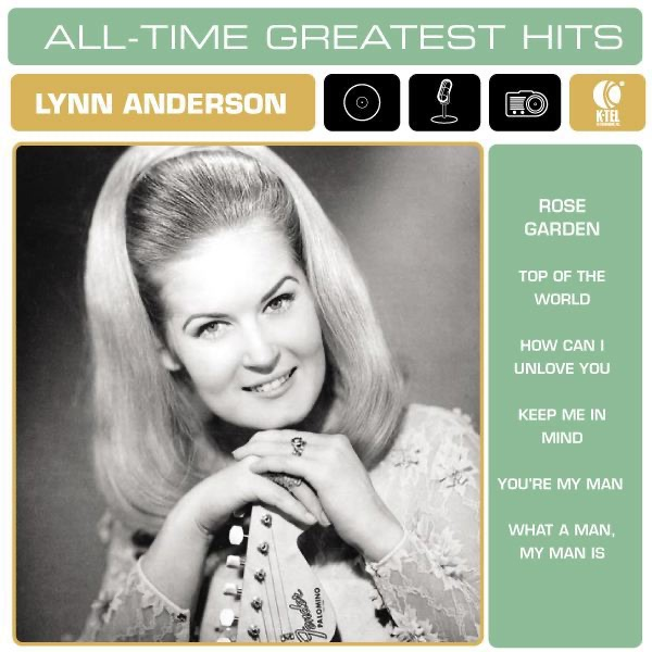 All Time Greatest Hits Lynn Anderson Re Recorded Versions By Lynn Anderson On Apple Music