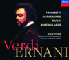 Verdi: Ernani (2 CDs) - Dame Joan Sutherland, Leo Nucci, Luciano Pavarotti, Paata Burchuladze & Welsh National Opera Orchestra