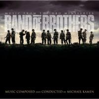 Michael Kamen, Zoe Kamen, Máire Brennan & The London Metropolitan Orchestra - Band of Brothers Requiem (feat. Maire Brennan & Zoe Kamen) artwork