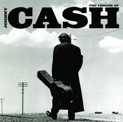 The Legend of Johnny Cash - Johnny Cash album