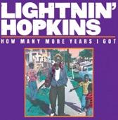 Lightnin' Hopkins - I Got A Leak In This Old Building