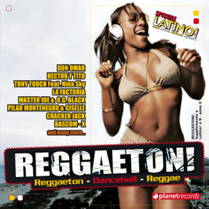 Verschillende artiesten - Reggaeton! (20 Latin Hits, The Very Best of Reggaeton, Dembow, Urban)