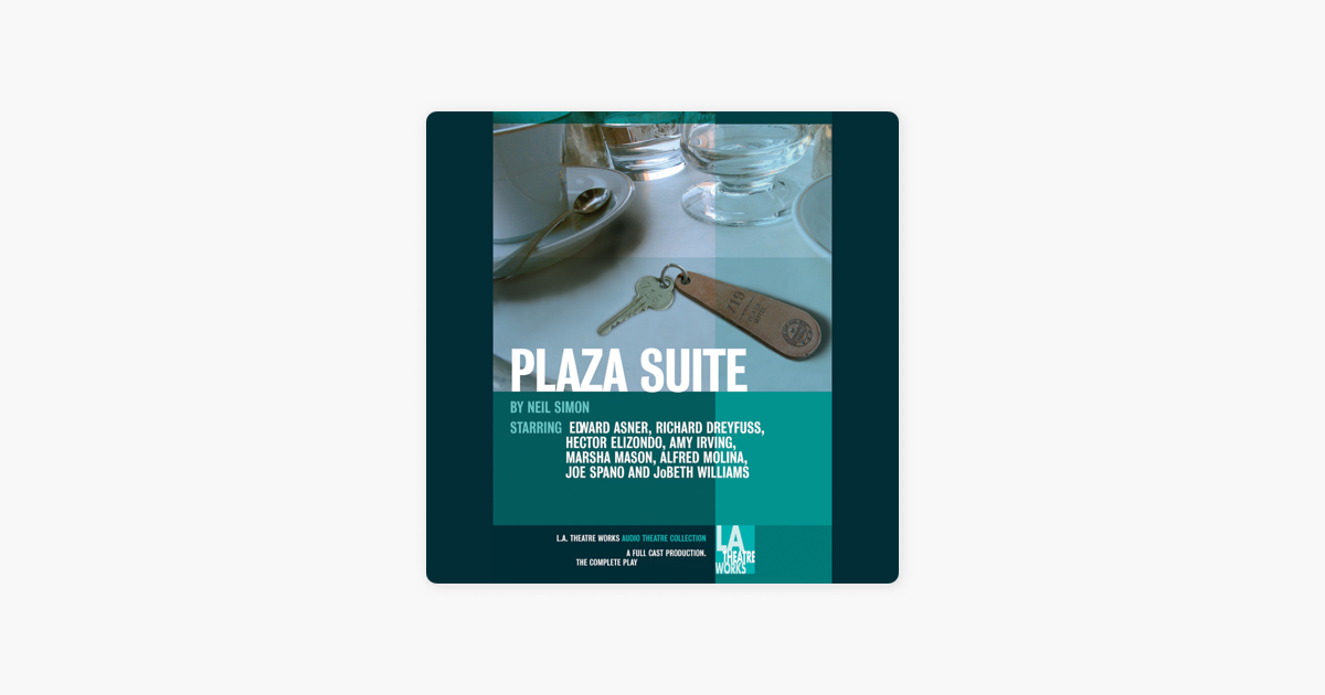 Plaza Suite - Neil Simon