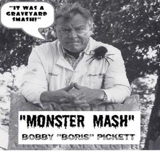 "Monster Mash – Single – Bobby ""Boris"" Pickett"