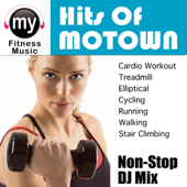 Hits of MOTOWN Volume One (Non-Stop Continuous DJ Mix for Cardio, Treadmill, Elliptical, Cycling, Running, Walking, Stair Climbing, Dynamix Fitness)