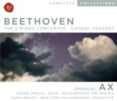 Beethoven, Piaño Concertos 1-5; Choral Fantasía