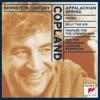 Leonard Bernstein & New York Philharmonic - Bernstein Century - Copland: Appalachian Spring, Rodeo, Billy the Kid, Fanfare for the Common Man (Billy The Kid)  artwork
