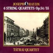 Tátrai Quartet - String Quartet No. 44 in E Major, Op. 54, No. 3, Hob.III:59: I. Allegro