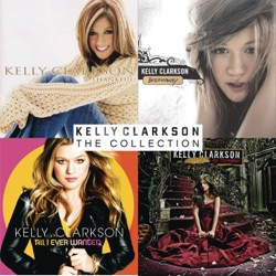 View album Kelly Clarkson - The Collection