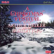 A Christmas Festival - Arthur Fiedler - Arthur Fiedler