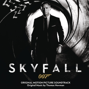 Thomas Newman, Thomas Bowes, George Doering, John Beasley, Paul Clarvis, Frank Ricotti, Sonia Slany, Phil Todd & John Parricelli - Skyfall
