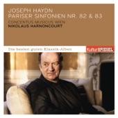"""Symphony No. 83 in G minor, H. 1/83 """"La Poule"""": Allegro spiritoso artwork"""