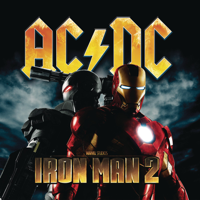 AC/DC - Iron Man 2 artwork