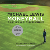 Moneyball: The Art of Winning an Unfair Game (Unabridged)