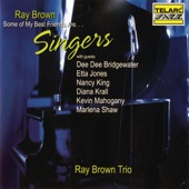 Listen to 30 seconds of Ray Brown Trio - Imagination (feat. Marlena Shaw)