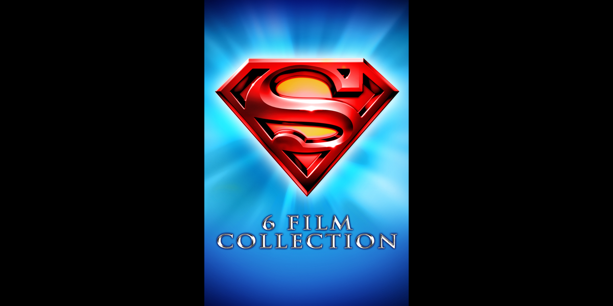 ‎Superman 6 Film Collection on iTunes