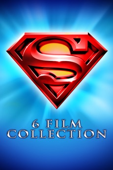 Superman 6 Film Collection (Digital HD)