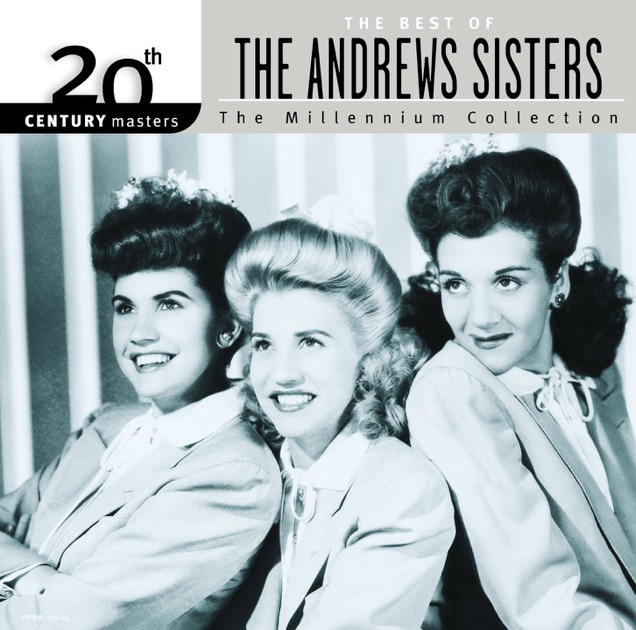 Image result for the best of the andrews sisters